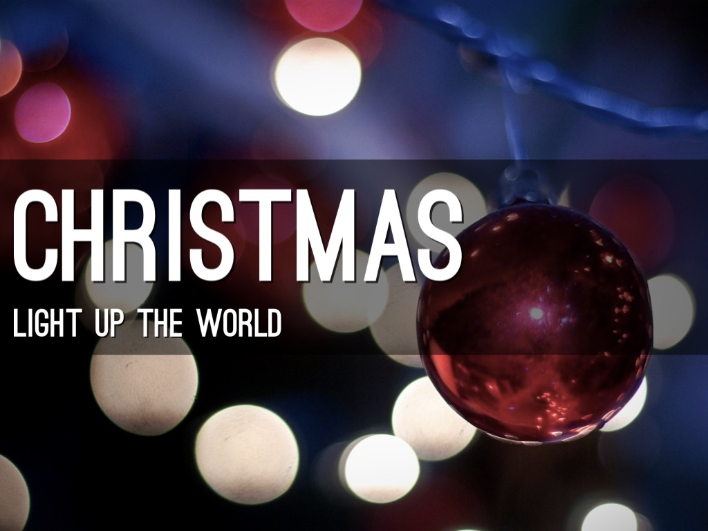 Christmas Light Up The World